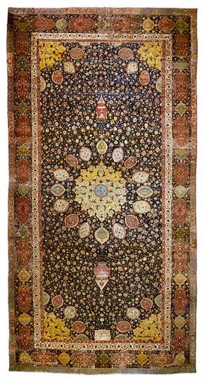 アルダビール絨毯